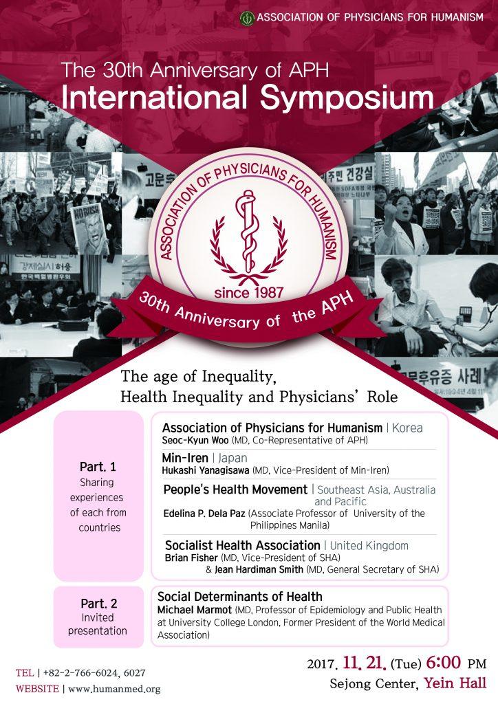 APH symposium